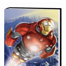 ULTIMATE IRON MAN II PREMIERE HC  #0