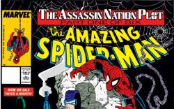 AMAZING SPIDER-MAN #320