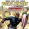 YOUNG AVENGERS PRESENTS #1 Cover