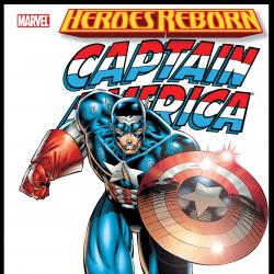 HEROES REBORN: CAPTAIN AMERICA #0