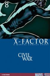 X-Factor #8 