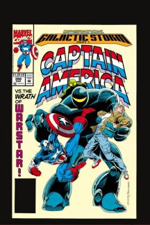 Captain America (1968) #398