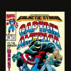 CAPTAIN AMERICA #398 COVER