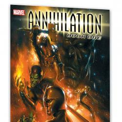 ANNIHILATION BOOK 1 #0