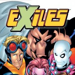 EXILES VOL. I TPB COVER