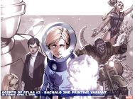 Agents of Atlas (2006) #2 Wallpaper