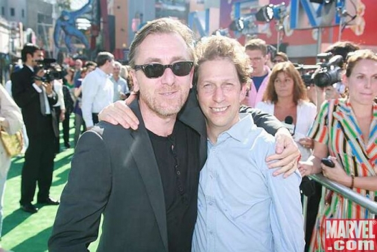 Tim Roth and Tim Blake Nelson