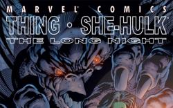 Thing & She-Hulk: The Long Night #1