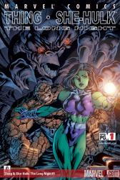 Thing &amp; She-Hulk: Long Night #1 