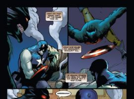 WORLD WAR HULKS: CAPTAIN AMERICA VS. WOLVERINE #2 preview art by Jacopo Camagni