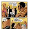 Ultimate Comics Avengers 3 #1 preview art by Steve Dillon