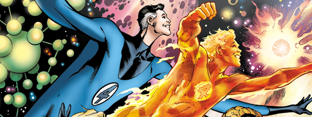 First Look: Final Issue of Fantastic Four