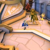 Screenshot of Valkyrie from Super Hero Squad Online