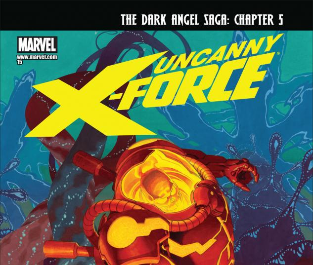 Uncanny X-Force (2010) #15