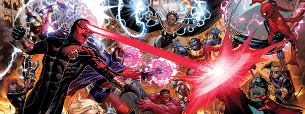 Download 3 New Avengers VS X-Men Wallpapers