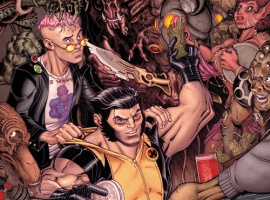 Back to School with Wolverine & The X-Men