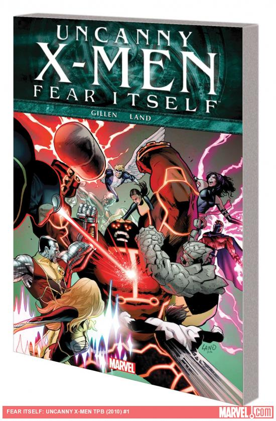 FEAR ITSELF: UNCANNY X-MEN TPB