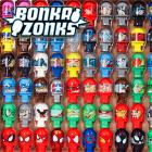 New Marvel Bonkazonks Characters From Hasbro