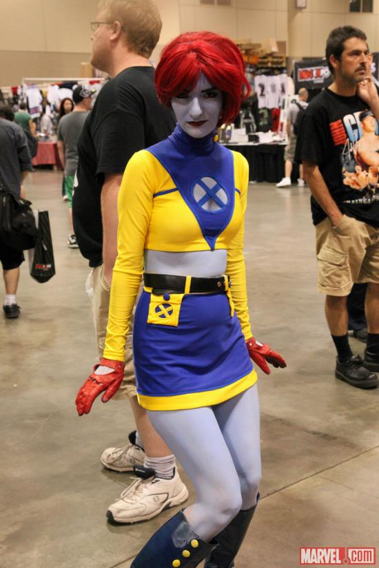 U-Go Girl cosplayer at Fan Expo 2012