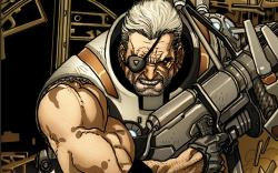 Cable & X-Force: Rap Sheet - Cable