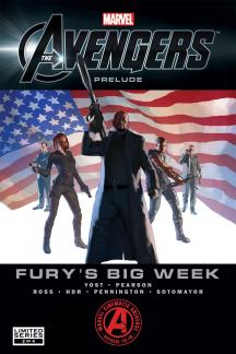 Marvel's The Avengers Prelude: Fury's Big Week (2011) #2