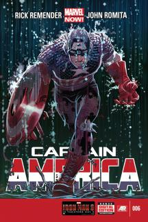 CAPTAIN AMERICA 6 (NOW, WITH DIGITAL CODE)