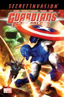 Guardians of the Galaxy (2008) #6