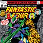 Fantastic Four (1961) #194 Cover