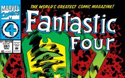 Fantastic Four (1961) #391 Cover