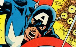 Follow the History of Captain America Pt. 17