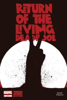 Return Of The Living Deadpool #2 Release Date