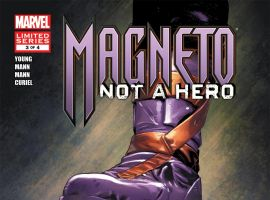 MAGNETO: NOT A HERO (2011) #3