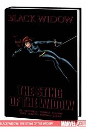 Black Widow: The Sting of the Widow (Hardcover)