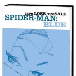 SPIDER-MAN: BLUE PREMIERE #0