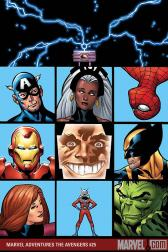 Marvel Adventures the Avengers #25