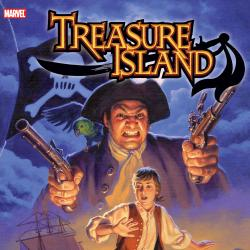 MARVEL ILLUSTRATED: TREASURE ISLAND PREMIERE #0
