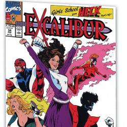 EXCALIBUR CLASSIC VOL. 5 #0