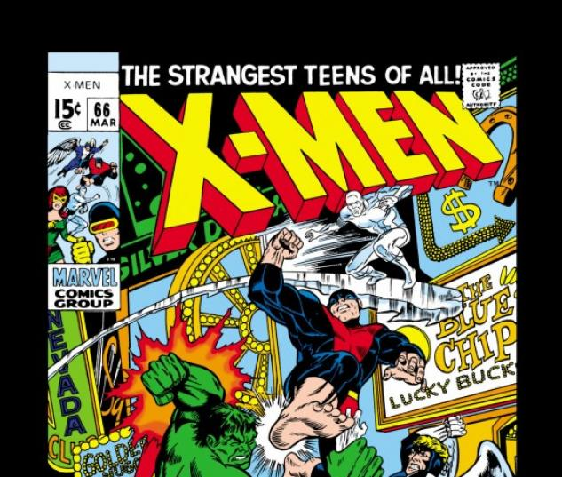 UNCANNY X-MEN #66