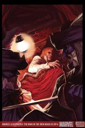 Marvel Illustrated: The Man in the Iron Mask #2 