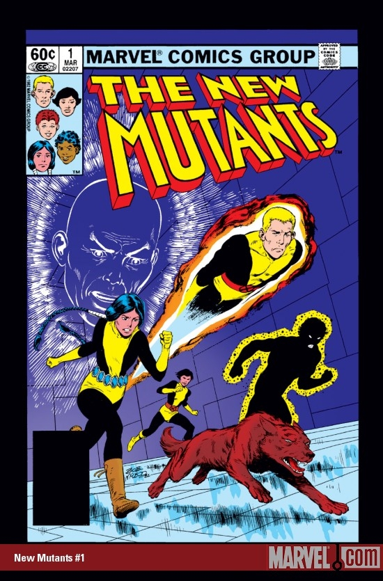 New Mutants (1983) #1