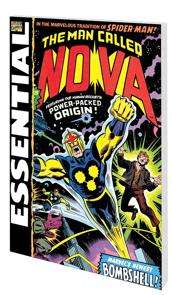ESSENTIAL NOVA VOL. 1 #0