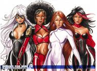 Heroes for Hire (2006) #4 Wallpaper