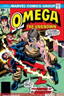 Omega: The Unknown (1976) #6