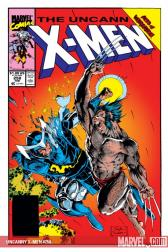 Uncanny X-Men #258 