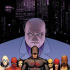 SHADOWLAND #2 cover by John Cassaday