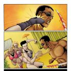 ULTIMATE COMICS AVENGERS 3 #1 censored preview art by Steve Dillon 2