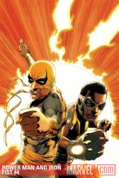 Power Man and Iron Fist #4
