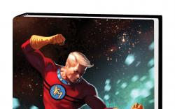 Young Marvelman Classic (2011) #1 cover