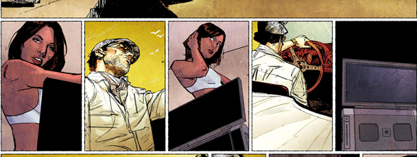 Sneak Peek: Moon Knight #3