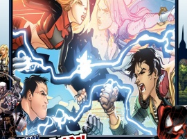 NYCC 2011: The Runaways Visit Avengers Academy